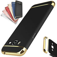 Luxury Ultra-Thin Electroplate Hard Back Case Cover For Samsung Galaxy J3 J5 J7
