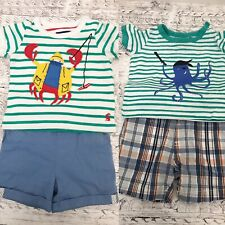 3-6 M Summer Outfits X 2 - Joules M&s