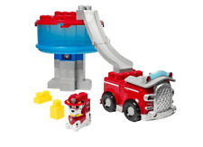 Paw Patrol - Ionix Preschool Construction Kit - Lookout Headquarters And Truck