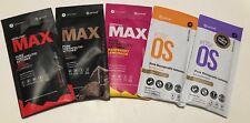 Pruvit Keto Max / OS Charged Keystones Variety Pack - 5 Day Supply (Caffeine)