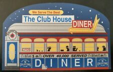 Cat's Meow – Club House Diner, Sweet Sixteen Covention. #C984