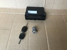 FORD FOCUS KEY IGNITION LOCK CENTRAL LOCKING BOX AND FOB. 2001-2005