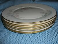 LENOX HEIRESS - SEVEN DINNER PLATES AVAILABLE - BEAUTIFUL!