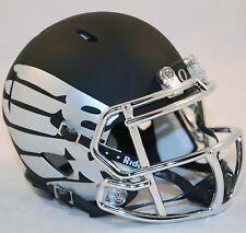 OREGON DUCKS (TITANIUM BLACK ECLIPSE) Riddell Speed Mini Helmet