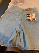 Gitano Womens Jean Shorts New W/tag Size 14