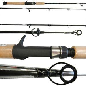 Superb Berkley DES Tournament Baitcasting Rod 6ft 6in 8-10kg Heavy Pike Zander