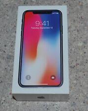 Apple IPhone X 256 GB Schwarz Simlockfrei