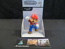 "Mario World of Nintendo white box 2.5"" figure Jakks Pacific"