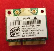 Sony OEM Broadcom BCM94312HMG 802.11b/g/n Half Size Mini PCIe Card BRCM1030