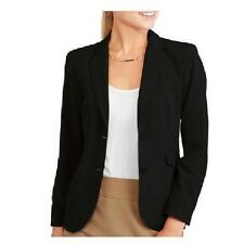 George Women's Classic Career Suiting Blazer, 20W, Black