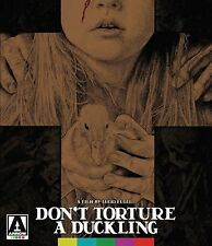 Don't Torture A Duckling, Arrow release, 2 Disc Special Edition
