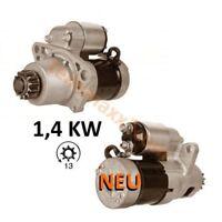 Anlasser für Nissan X-Trail 2.0 2.5 4x4 T30 T31.. 23300-8H300 S114-844A JS1306..