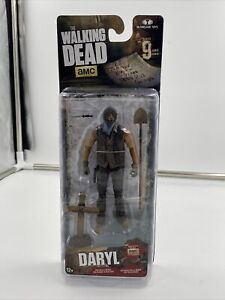 "New McFarlane Toys AMC The Walking Dead Series 9 Daryl Dixon 5"" Figure FP20"