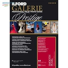 ILFORD Galerie Prestige Smooth Pearl 310g/m² A4 21x29,7cm 250 Blatt