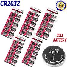 20 X CR2032 De Marca Hitachi Maxell Pilas botón de celda de moneda de litio 3V