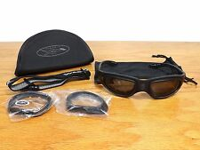 WILEYX WX Z87-2 SG-1 Military Sunglasses w/Extra Lenses Case Pouch & Strap Italy