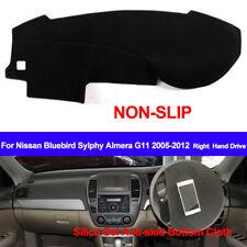Car Dash Mat Dashboard Cover For Nissan Bluebird Sylphy 2005-2009 2010 2011 2012