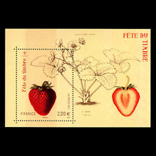 France 2011 - Stamp Day - Protection of the Soil Fruits - Sc 3957 MNH