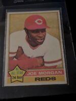 1976 Topps Set Break #420 Joe Morgan EX