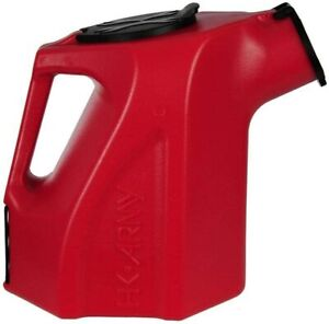 HK Army Reload Ball Hauler Caddy 1K Count Ball Sizer Pod Filler RED - NEW