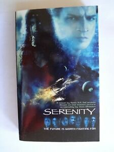 KEITH R. A. DeCANDIDO: Serenity - VGC (Firefly)