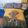 Transformers Bumblebee Optimus Prime Duvet Quilt Cover Sheet Bed bedding sets