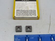 2 PCS NEW CITCO DCGW-32.52 CBN INSERTS