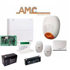 KIT ALLARME ANTIFURTO AMC 501 CON CENTRALE FILARE C24GSMPLUS + 3 Sensori Volumet