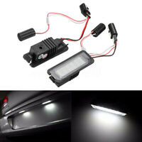 PLACCHETTE A LED LUCI TARGA 18 LED SPECIFICHE PER VW GOLF GTI MK4 MK5 MK6