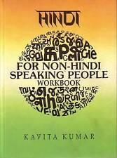USED (GD) Hindi for Non-Hindi Speaking People (English and Hindi Edition) by Kav