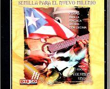 PISTAS PARA EL SEIS CON DECIMA - CUATRO - MUSICA TIPICA - VOL.1 CD