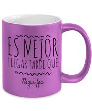 Tazas de Cafe Graciosa para Mujeres - Funny mug Spanish
