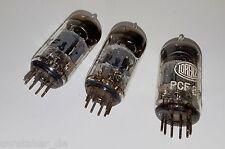 3 Stück PCF82 Valvo & Lorenz Elektronenröhren Tube-Röhren