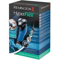 Remington XR1450 Hyperflex Aqua Plus Rotary Men's Electric Cordless Shaver, Blue