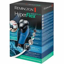 Remington XR1450 Hyperflex Aqua Plus Rotary Men's Electric Cordless Shaver, Blue