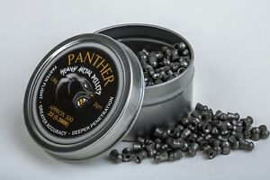 AirForceOnetm PANTHER 'Heavy Metal ' air rifle, pistol ammo pellets.22 (500)