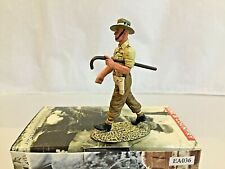 King Country EA036 - 8th Army Sikh Régiment Officer marching