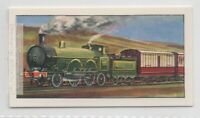 """1891 """"Greater Britain"""" Compound Engine 2-2-2-2  Vintage Trade Ad Card"""