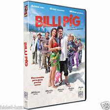 DVD Billi Pig Bili Pig [ Selton Mello ] [ Subtitles English+Portuguese ]