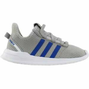 adidas U_Path Run -  Toddler Boys  Sneakers Shoes Casual   - Grey - Size 4 M
