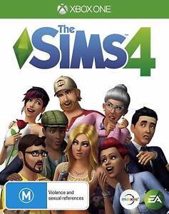 Sims 4 Xbox One Brand New DOWNLOAD CODE - READ DESCRIPTION
