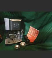 Klarstein 10032807 BellaVita Coffee Maker 1450 W 1.4 L .Condition is Used.