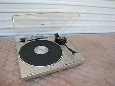 Vintage Pioneer PL-7 Direct Drive Turntable Record Player Missing Needle