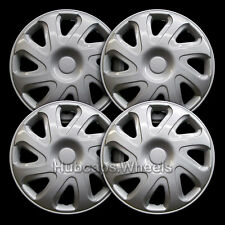 """Universal Silver 14"""" Hubcap - All Years - Set of 4 - 61111"""