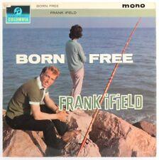 Frank Ifield, Born Free  Vinyl Record *USED*