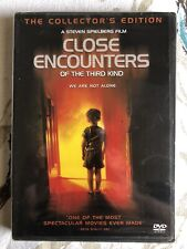 Close Encounters of the Third Kind Collectors Edition Dvd (New/Sealed) Spielberg