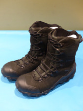 "OBOZ BRIDGER 10"" INSULATED WATERPROOF CRBN BLACK US MEN 10.5 EU 44 OUTDOOR BOOT"