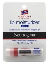 Neutrogena Norwegian Formula Lip Moisturizer SPF 15 Leaves Lips Soft,Smooth 4gm