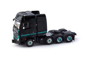 Mercedes-Benz Actros 1 SLT 8x4 - Black Edition - IMC 1:50 Scale #33-0126 New!