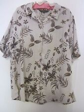 EXTRA PEPPER SIZE 18  SHORT SLEEVE BLOUSE